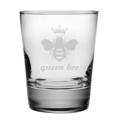 Queen Bee Double Old Fashioned Glass WAY-8308-139-4