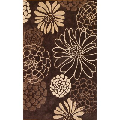 Virginia Arlington Rug Rug Size: 53 x 76