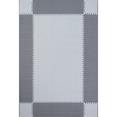 Bahamas Anthracite Area Rug Rug Size: Rectangle 2 x 3