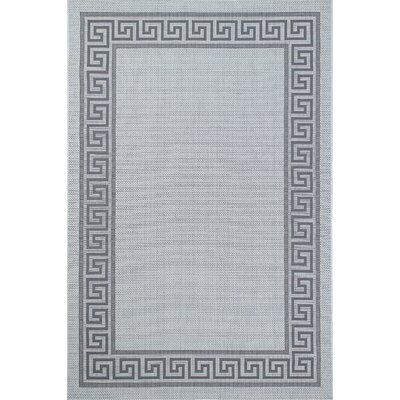 Bahamas Antracite Area Rug Rug Size: Rectangle 5 x 7