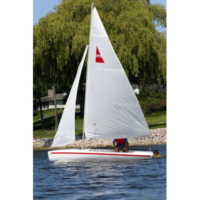 Buy Low Price Nauticraft Tribute Sailboat (TRB101)