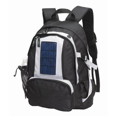 GOODHOPE BAGS Solar Backpack in Black at Sears.com
