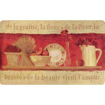 Cushion Comfort De La Graine Kitchen Mat