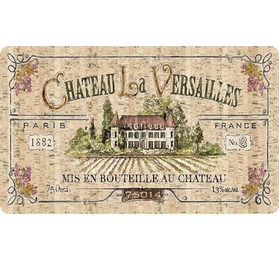 Bowhill Chateau Versailled Kitchen Mat