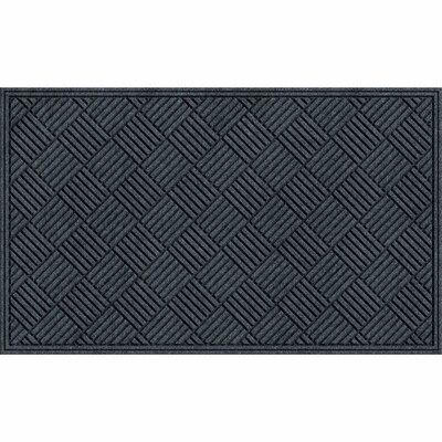 Lasseter Crosshatch Doormat