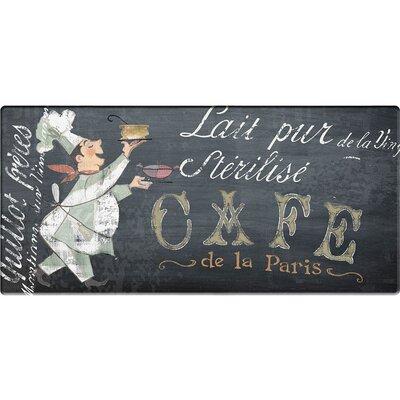 Boyertown Chef De La Paris Kitchen Mat