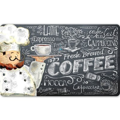 Heywood Coffee Chef Kitchen Mat