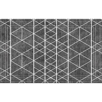 Cretien Weave Triangle Band Doormat