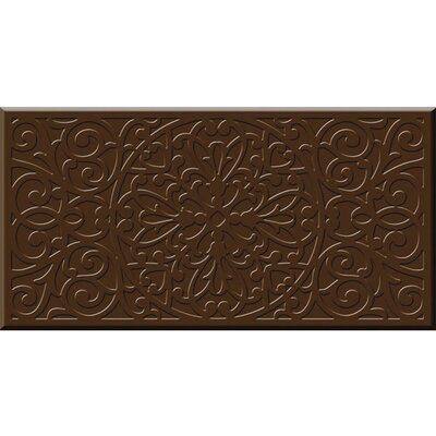 Donnell Kitchen Mat Color: Chocolate