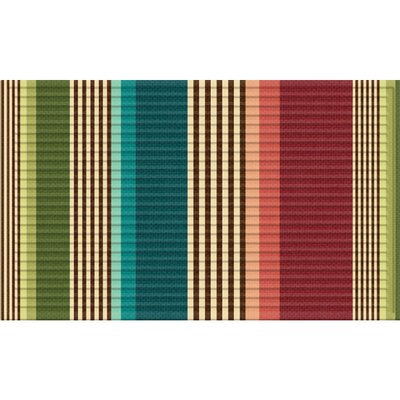 Hawthorne 3D Bold Stripes Doormat