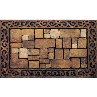Elfrieda Welcome Doormat