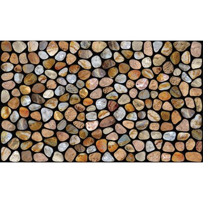 Elfrieda Pebble Beach Doormat
