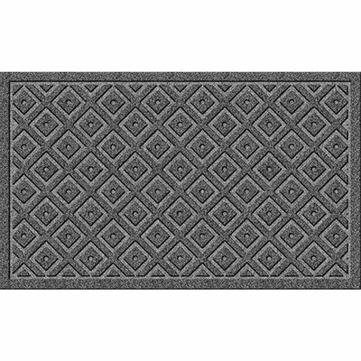 Lockport Mega Scraper Diamond Lattice Boot Trays Scraper Color: Charcoal
