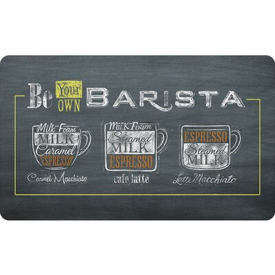 Cristal Barista Kitchen Mat