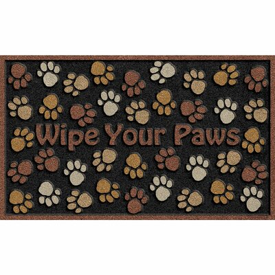 Haynes Wipe Your Paws Boot Trays & Scraper