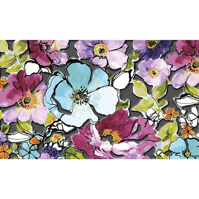 Elfrieda Beautiful Blossoms Doormat