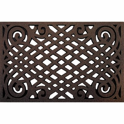 Lashbrook Lattice Doormat