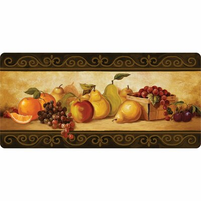 Boylston Gourmet Fruit Kitchen Mat