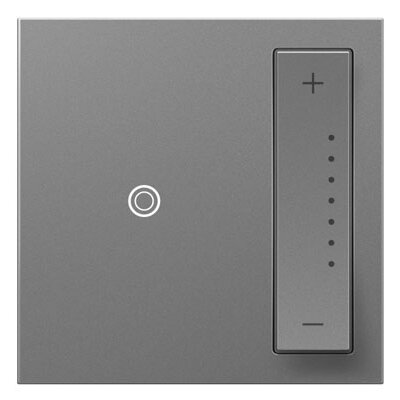 adorne n SofTap Dimmer, Wireless Master Finish: Magnesium