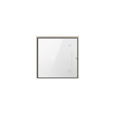 adorne Whole-House Wireless Master Touch Dimmer Finish: White