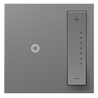 adorne SofTap Dimmer, 700W Finish: Magnesium