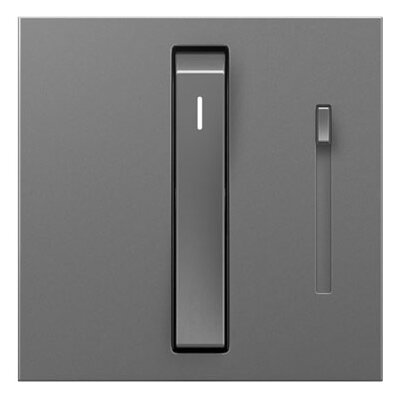 adorne Whisper Dimmer Finish: Magnesium