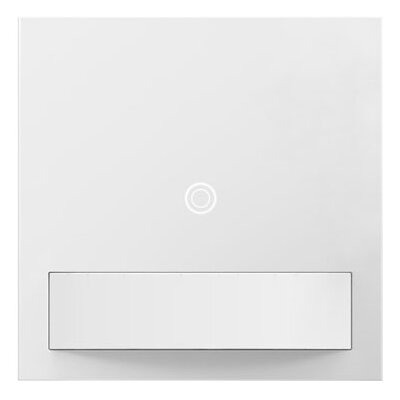adorne Sensa Switch, Auto-On/Auto-Off Finish: White