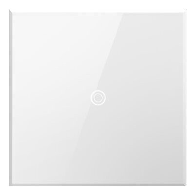 adorne Touch Switch, Wireless Remote Finish: White