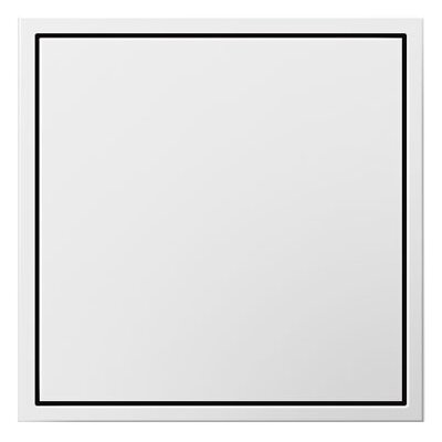 adorne Pop-Out Outlet, 1-Gang Finish: White