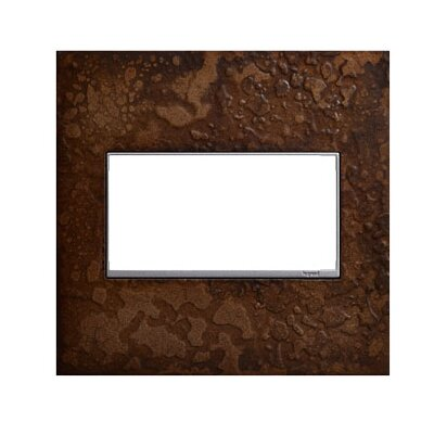 Adorne Hubbardton Forge 2-Gang Wall Plate Finish: Bronze