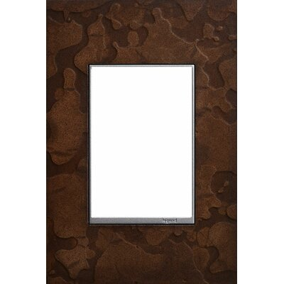 Adorne Hubbardton Forge 1-Gang+ Wall Plate Finish: Bronze