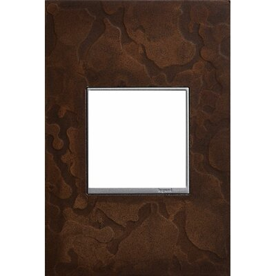 Adorne Hubbardton Forge 1-Gang Wall Plate Finish: Bronze