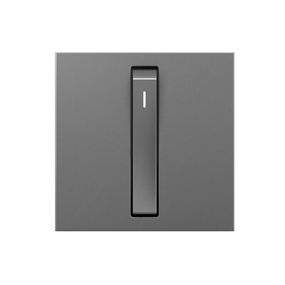 Adorne Whisper Switch Wi-Fi Ready Remote Finish: Magnesium