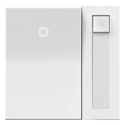 adorne 700W Paddle Dimmer Finish: White