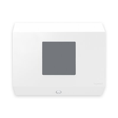 adorne 1-Gang Control Box Finish: White