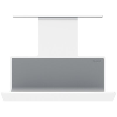 adorne Mobile Phone Cradle Finish: White