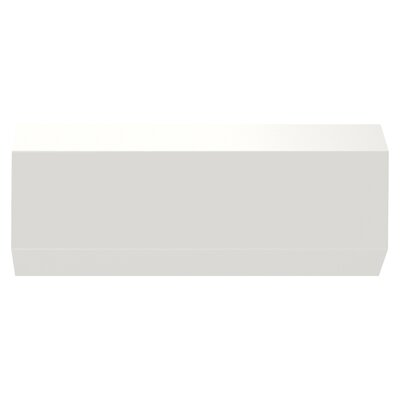 Adorne 12.5 Under Cabinet Bar Light Finish: White