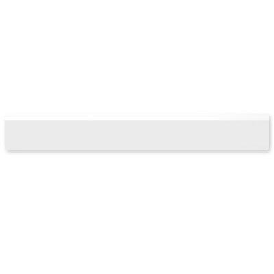 Adorne Modular Extender Track Finish: White