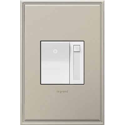 adorne 450W Paddle Dimmer Finish: White