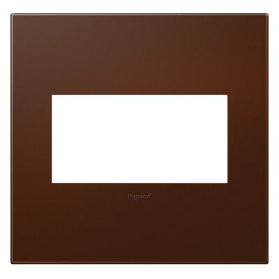 adorne 2-Gang Wall Plate Finish: Russet
