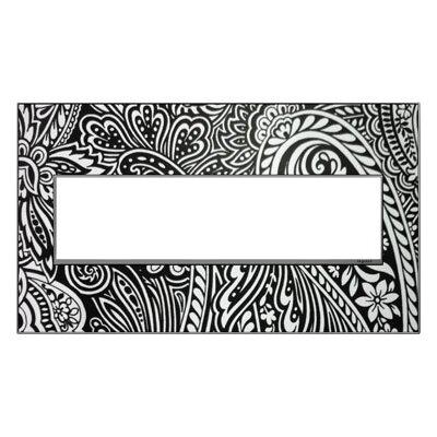 adorne 4-Gang Wall Plate