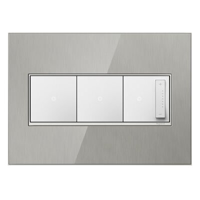 adorne 3-Gang Wall Plate