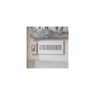 adorne Touch Dimmer Finish: Magnesium