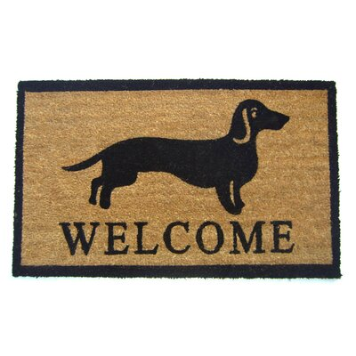 Camillo Dog Welcome Doormat