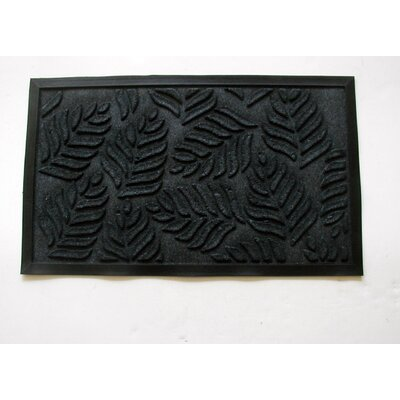 Geo Crafts Leaves Doormat