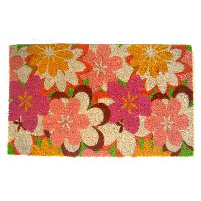 Poppies Doormat