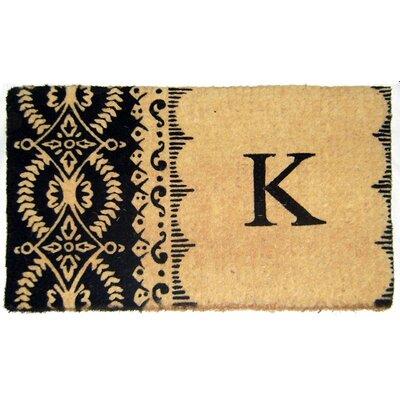 Imperial Heirloom Monogrammed Doormat