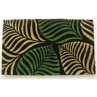 Palm Leaves Doormat
