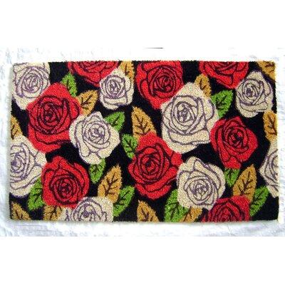Garden Roses Doormat