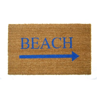 Bridgeforth Beach Doormat